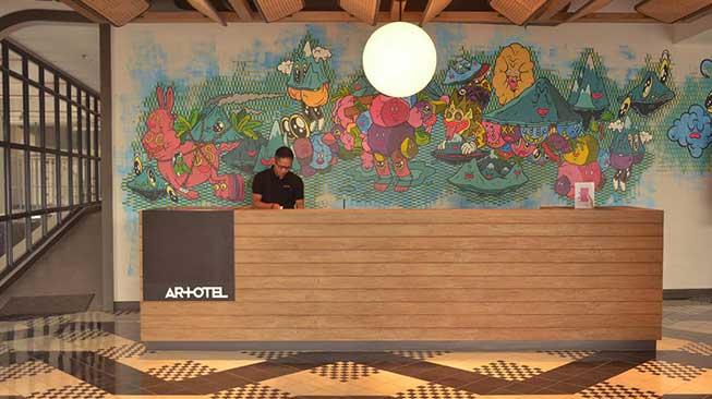 Hotel Artotel Yogyakarta