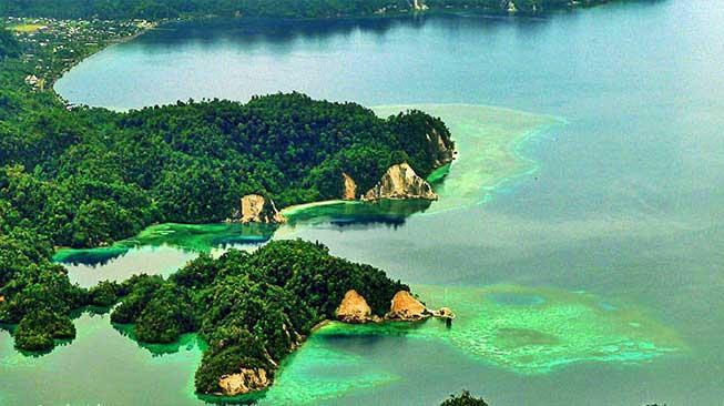Wisata Papua Pulau Rumberpon