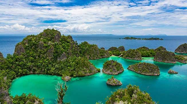 Wisata Papua Raja Ampat