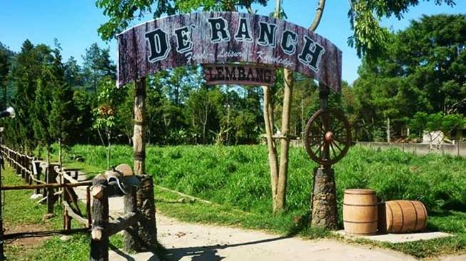 Wisata Lembang De'Ranch
