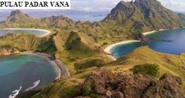 Pulau Padar Vana